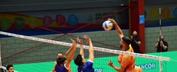 Monteros Vóley, en un partido infartante, no pudo obtener el título de la Liga Nacional Masculina de Vóley