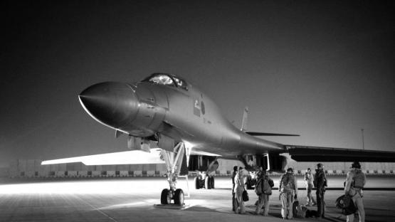 Instalaciones de una milicia iraquí bombardeó EE.UU.