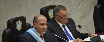Del Bicentenario al FMI, cómo mutaron los discursos de Manzur
