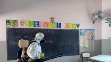 Covid-19: el Gobierno terminaría de vacunar a los docentes dentro de tres meses