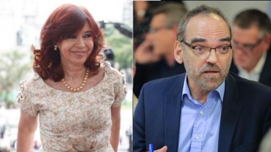 Tenso momento: Fernando Iglesias le gritó a Cristina que se ponga el barbijo