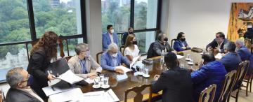 La votación de la terna para defensor del Pueblo expuso la interna entre jaldistas y manzuristas