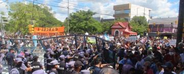 La represión en Formosa reinstala a Insfrán como un problema para el oficialismo