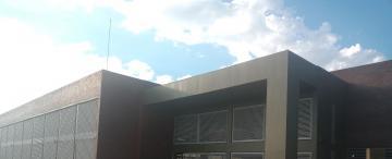 ENET de Río Seco: nuevo edificio, pero con clases virtuales