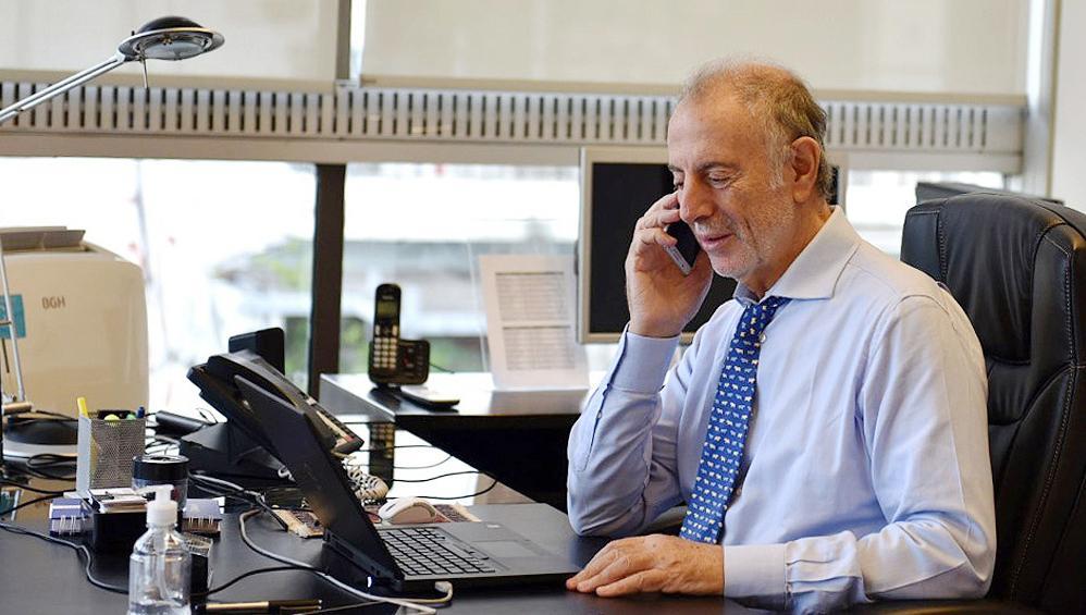 TUCUMANO. Jorge Neme, Secretario de Relaciones Económicas Internacionales de la Nación.