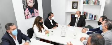 Manzur ficha a los ediles del PJ capitalino en la interna oficialista