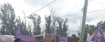 Burruyacu: marcharon por una causa de abuso sexual en grupo
