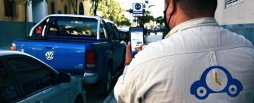 Estacionamiento inteligente en Concepción, con elogios y críticas