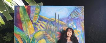 """Ortiz Mayor: """"el dibujo es el sostén de todo, de la figuración y la abstracción"""""""