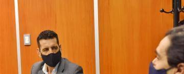 """Contienda oficialista en la Legislatura: """"Hablan de unidad los que votaron en contra de Manzur"""""""