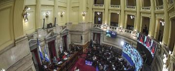 La grieta se coló en el debate por Ganancias en el Senado