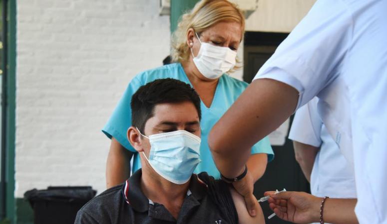 """""""La vacuna salva a 19 de 20 personas que podrían haber muerto"""""""