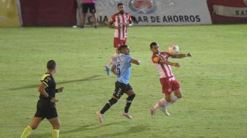 San Martín no puede romper el cero ante Chacarita en La Ciudadela