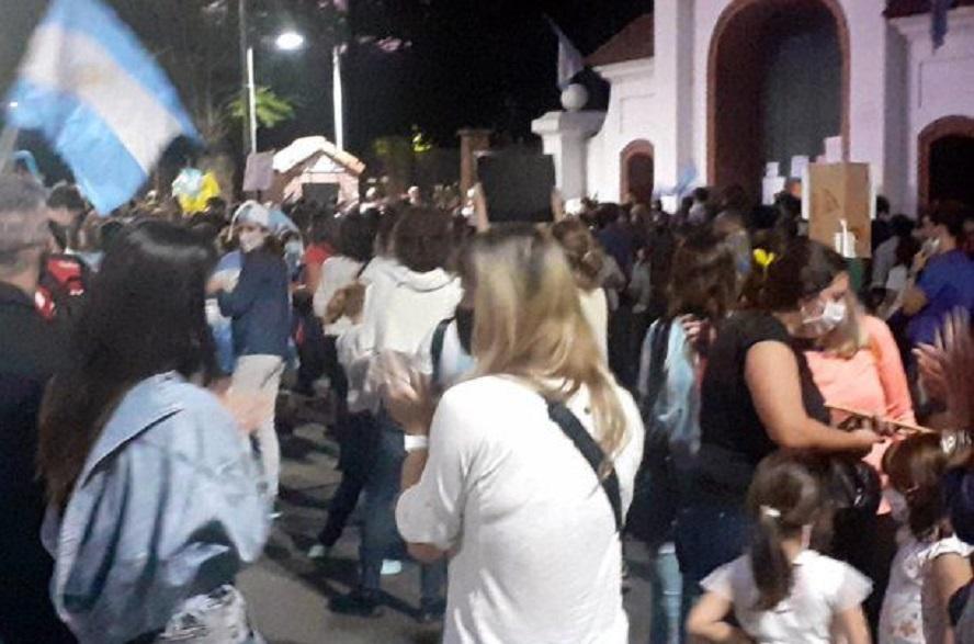 Alerta: cacerolazos frente a la Quinta de Olivos