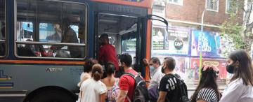 Crisis del transporte: Alfaro los notificó de la sanción y hubo bronca en Aetat