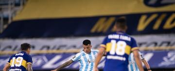 Atlético hizo todo para perder ante Boca