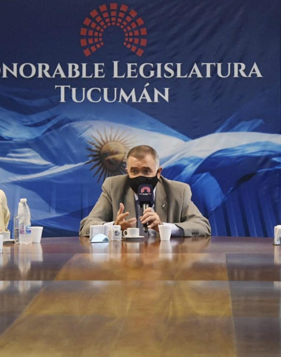 Ante Jaldo, Parrilli fue claro: se necesita ganar - Exclusivo Suscriptores