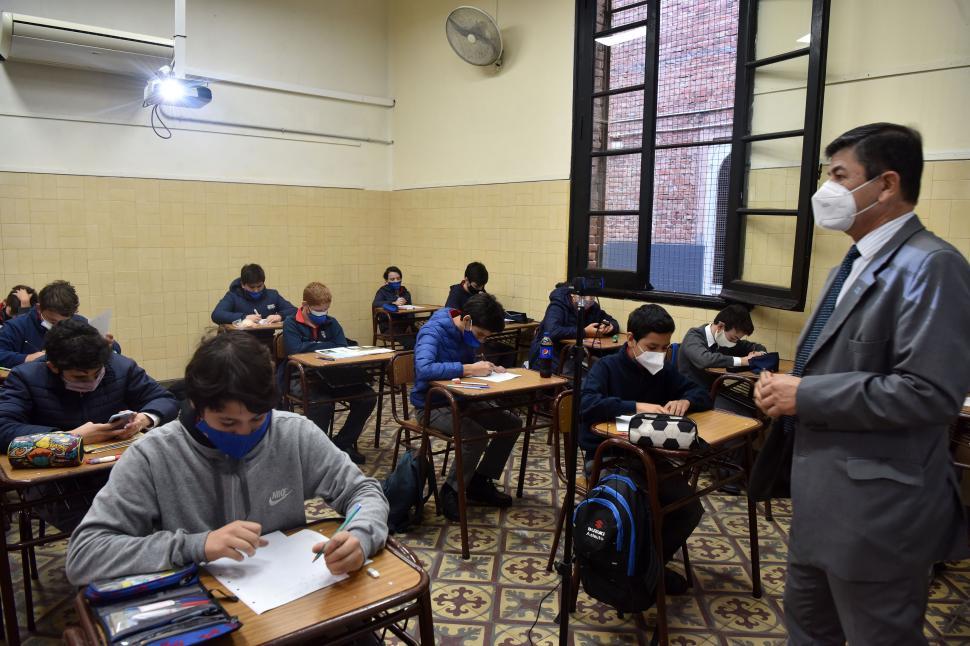Unicef, Sociedad de Pediatría y Cippec exigen aulas abiertas - Exclusivo Suscriptores