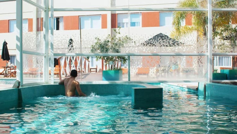 Hotel Termal Los Cardones, en Termas de Río Hondo