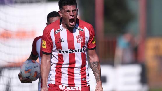 Luego de 13 partidos, San Martín volvió a sonreír