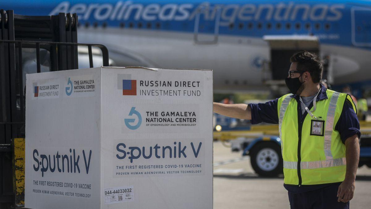 Made In Argentina: la Sputnik ya es de industria nacional