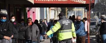 Policías Municipales: la posible solución ahora es una presión