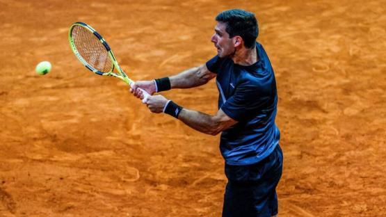 Ganó Delbonis y perdió Schwartzman en la segunda ronda del Masters 1000 de Madrid