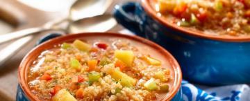 Quinoa: de Perú a tu plato