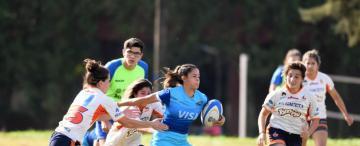 Rugby femenino: hay que abrir la cabeza