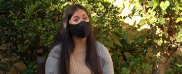 Tiene 20 años y estuvo internada por covid-19:
