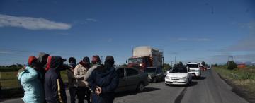 Caos en las rutas del sur por protestas de limoneros y de cañeros