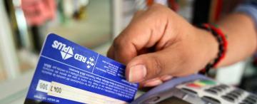 La tarjeta y los préstamos, claves para llegar a fines de mes