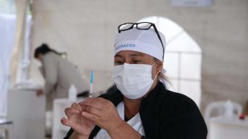 El Gobierno amplió los grupos prioritarios para ser vacunados contra la covid-19