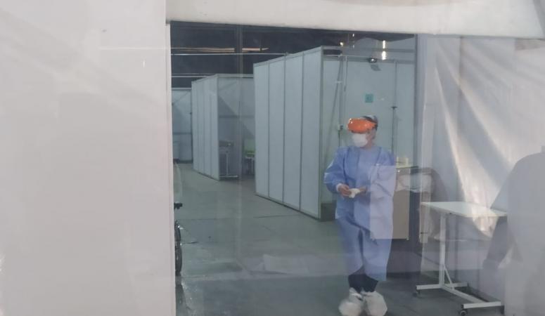 Buena señal: la ocupación de camas por coronavirus descendió un 4% en Tucumán