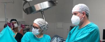 Un equipo tucumano llevó a cabo una cirugía inédita en el norte argentino