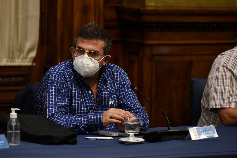 Carlos Cisneros. Foto Facebook