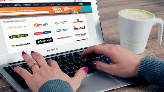 El comercio electrónico facturó $26.300 millones en el primer semestre