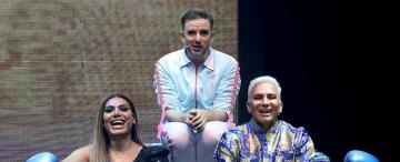 """En vez de """"Tres empanadas"""", prometen repartir risas, emoción y show"""