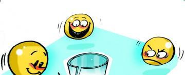 El vaso roto