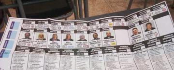 Como se aplazan los comicios por la covid, piden la boleta única por la salud de la democracia