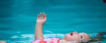 Matronatación: amigar a los bebés con el agua