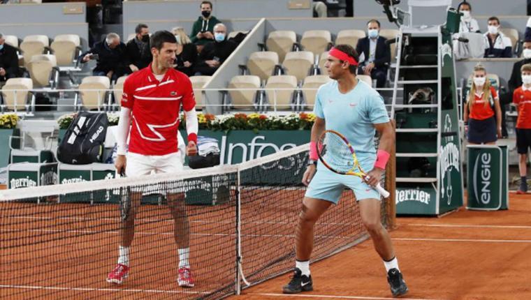 Novak Djokovic y Rafael Nadal definen el Masters 1000 de Roma