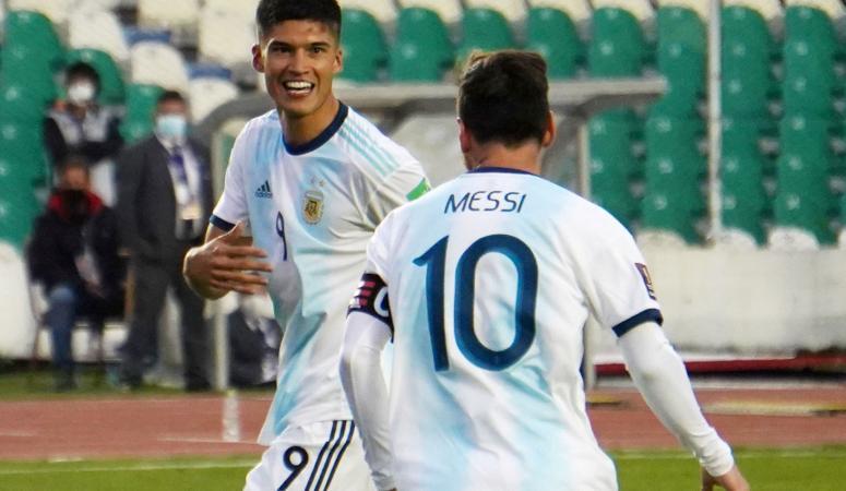 Tres tucumanos integran la lista de la Selección para las Eliminatorias Sudamericanas