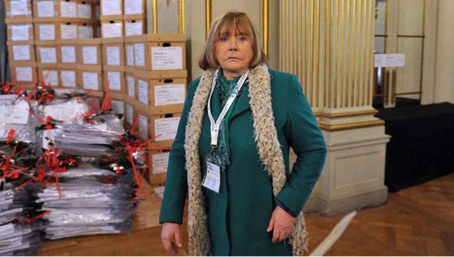 MEDIDA. La jueza Servini de Cubria ordenó la captura internacional del macrista Pepín Rodríguez Simón.