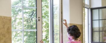 Segunda ola: la clave es abrir ventanas, no desinfectarlo todo