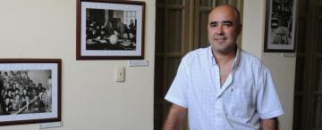 """Juan Carlos Veiga: """"es una lástima para el progreso del cine local esta pandemia"""""""