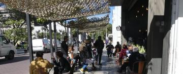 Los comerciantes de Concepción ratificaron que volverán a atender al público