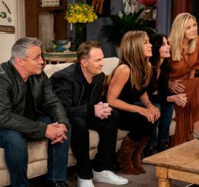 """Todo lo que tenés que saber sobre """"Friends: The Reunion"""""""