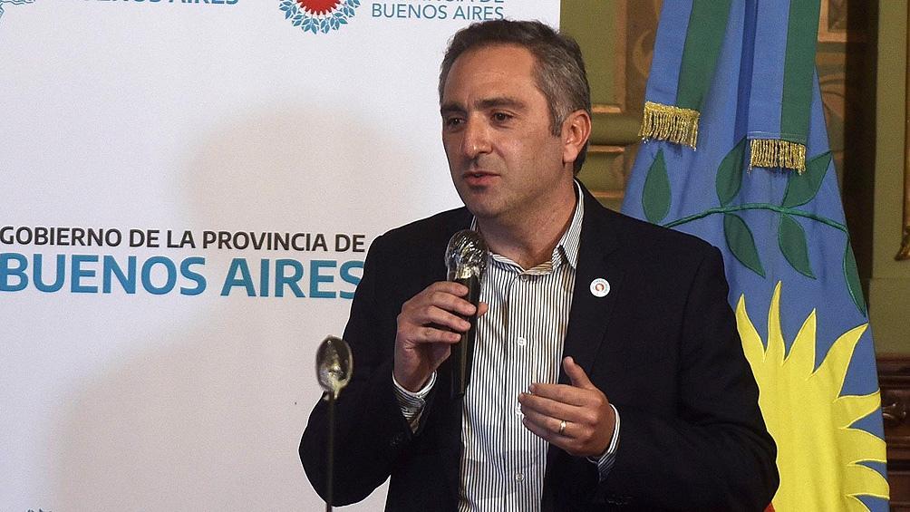 """Larroque: """"Macri lidera un sector desquiciado de la oposición que apuesta al caos"""""""