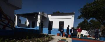 Habilitan en Concepción la primera sala inclusiva a cielo abierto